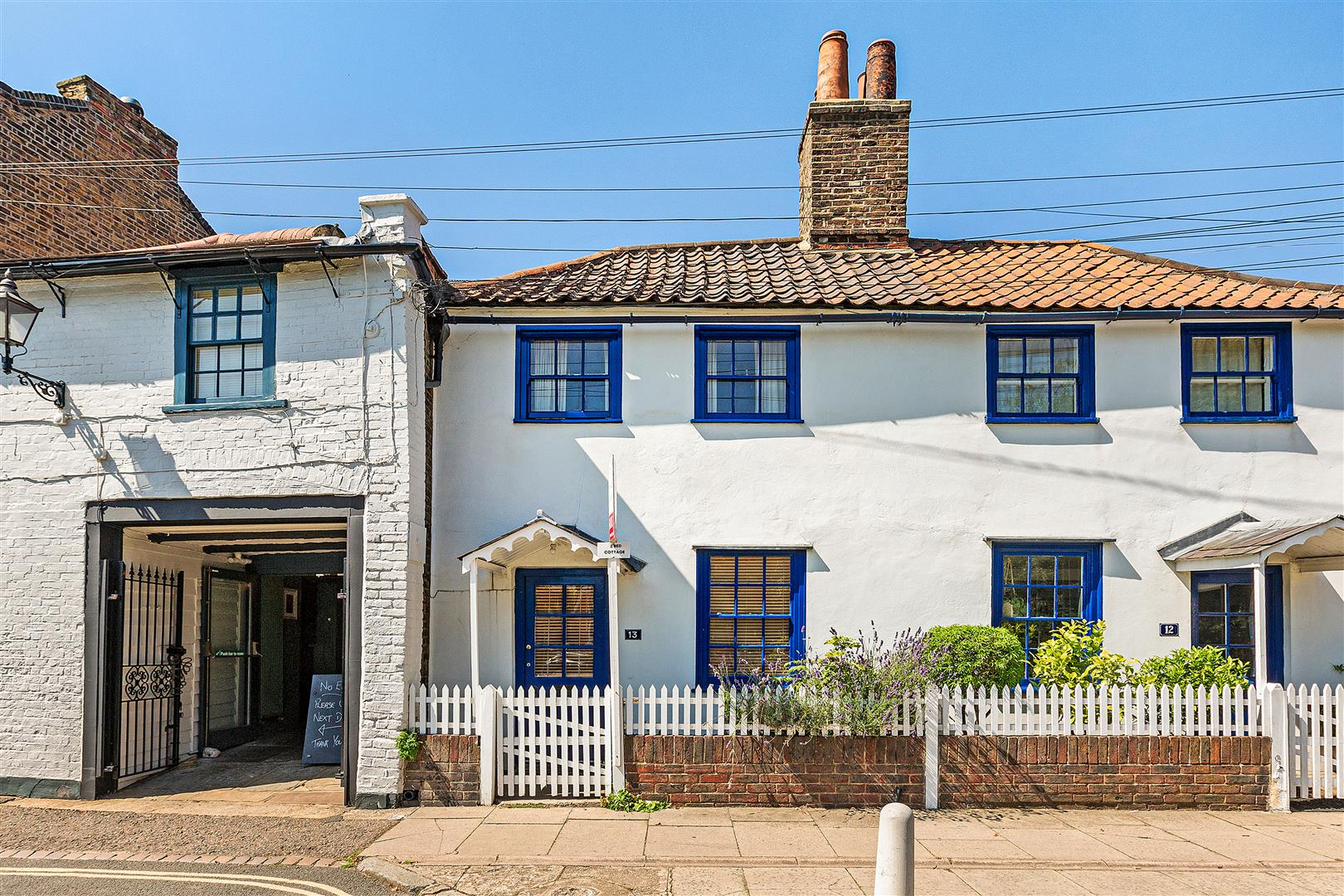 Crooked Billet, Wimbledon Village - Andrew Scott Robertson